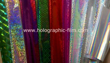 OPP Color Holographic Film